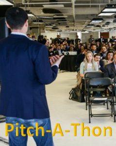 Pitch-A-Thon Logo