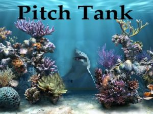 Pitch Tank Sign